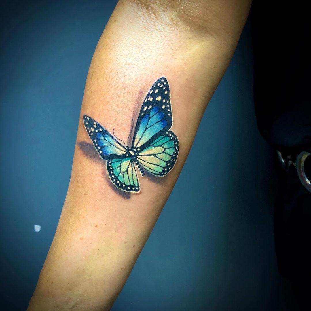 3d-tattoo-butterfly