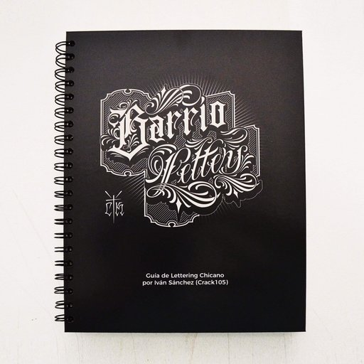 barrio-letters-book