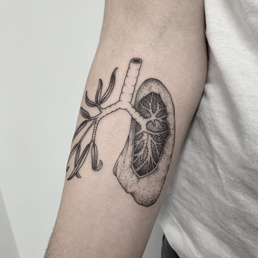 anatomical-tattoo-style