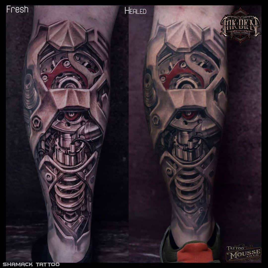 biomechanical-tattoo-style