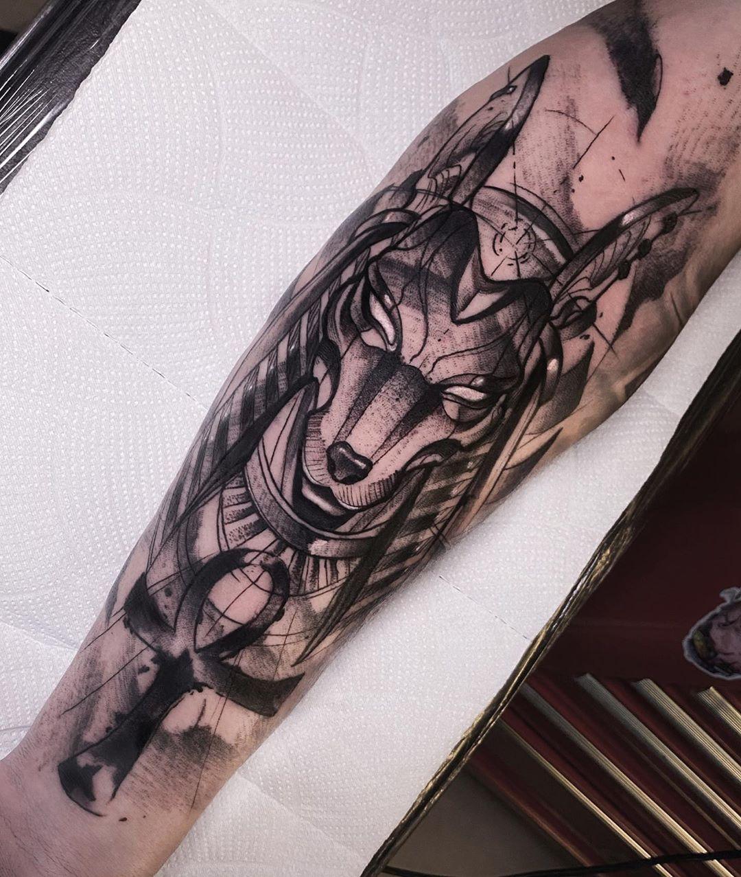 blackwork-tattoo-style