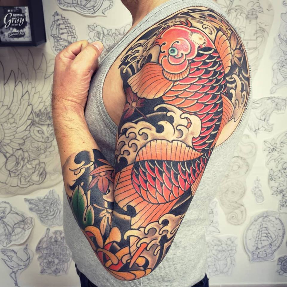 ghis-melou-tattoo-artist-france-arm-sleeve-japanese