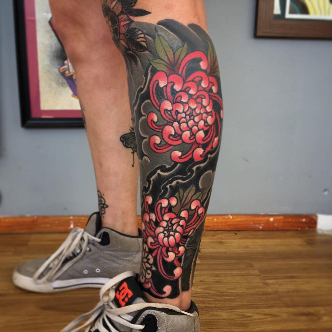 matias-lemu-leg-tattoo-neotrad