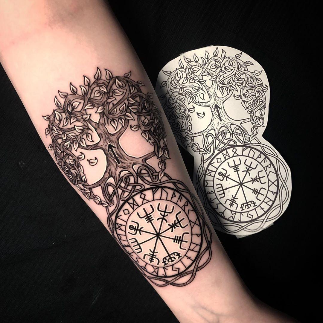 celtic-tattoo-arm