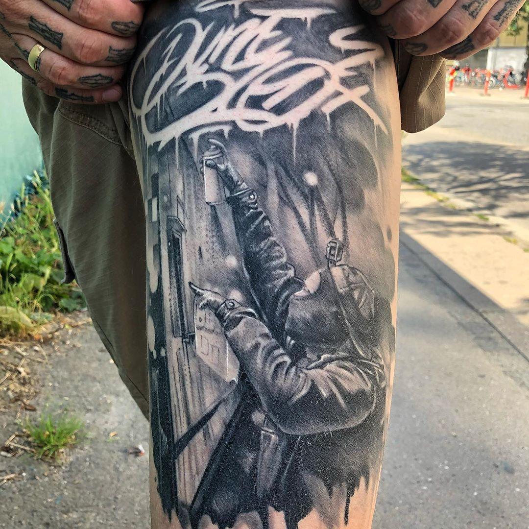 graffiti-tattoo-style