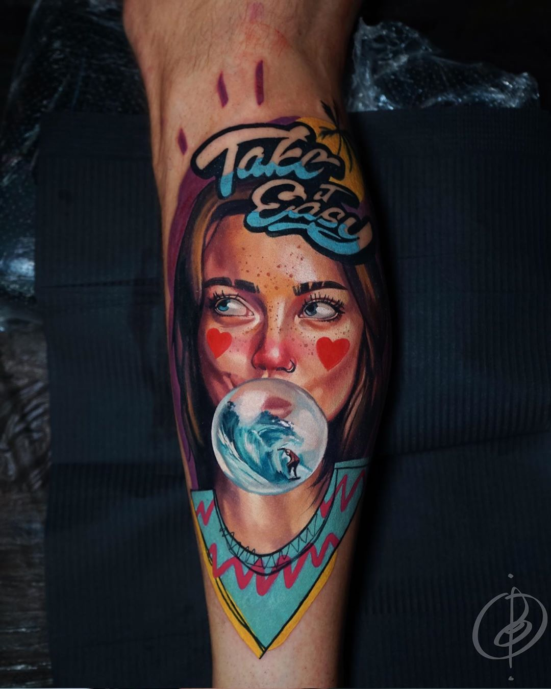 pop-art-tattoo-style