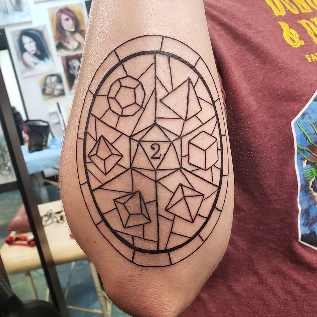 stained-glass-tattoo-black