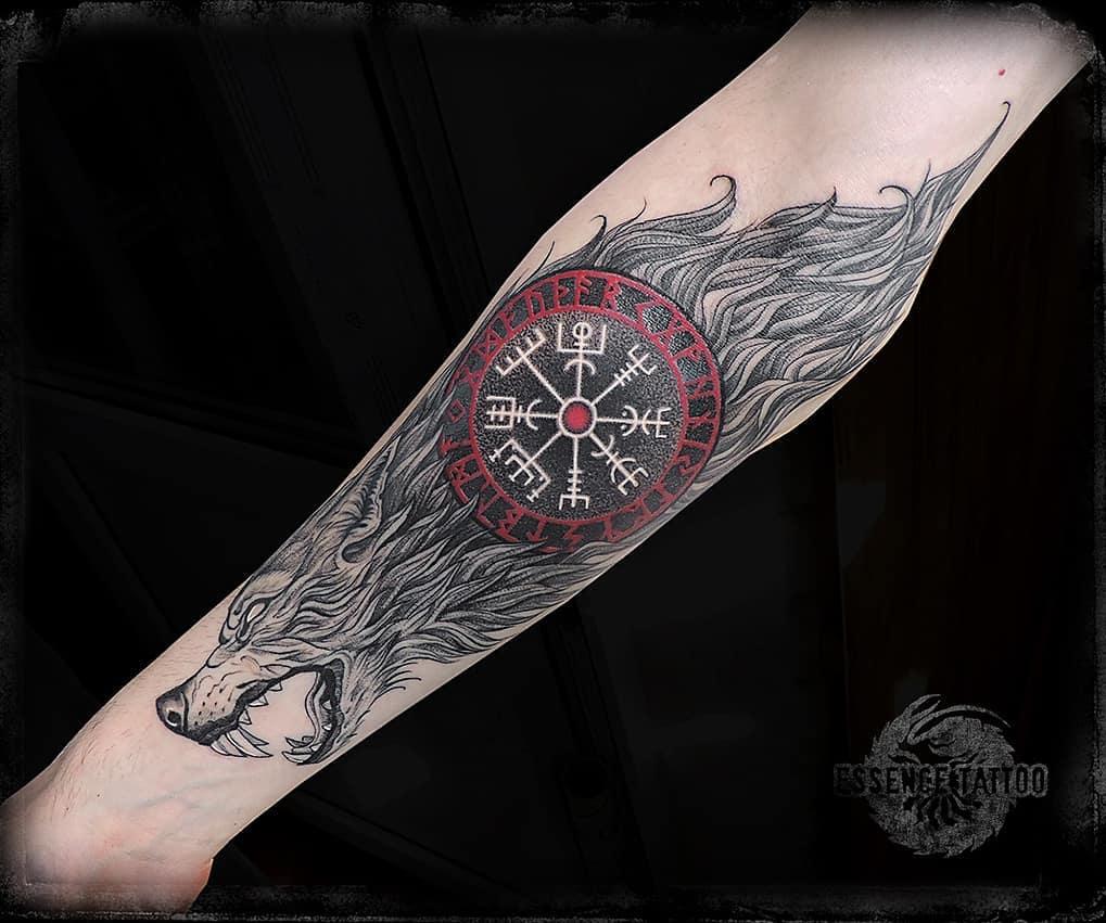 viking-tattoo-style