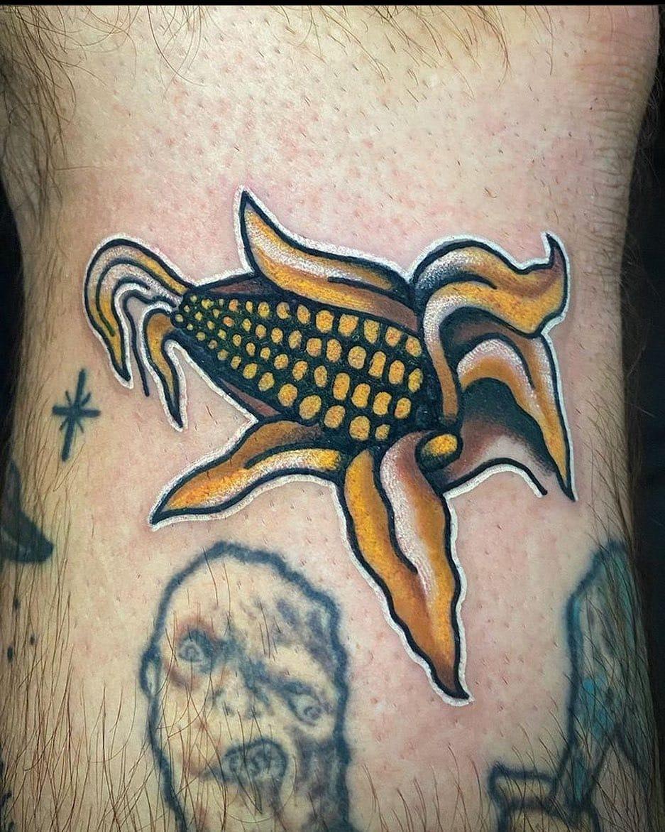 bad religion against the grain tattoo