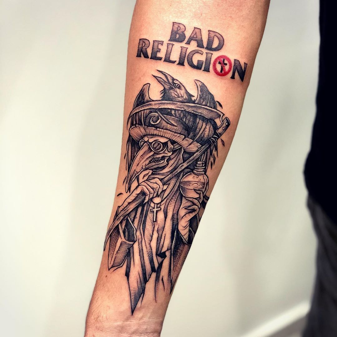bad-religion-medician-tattoo