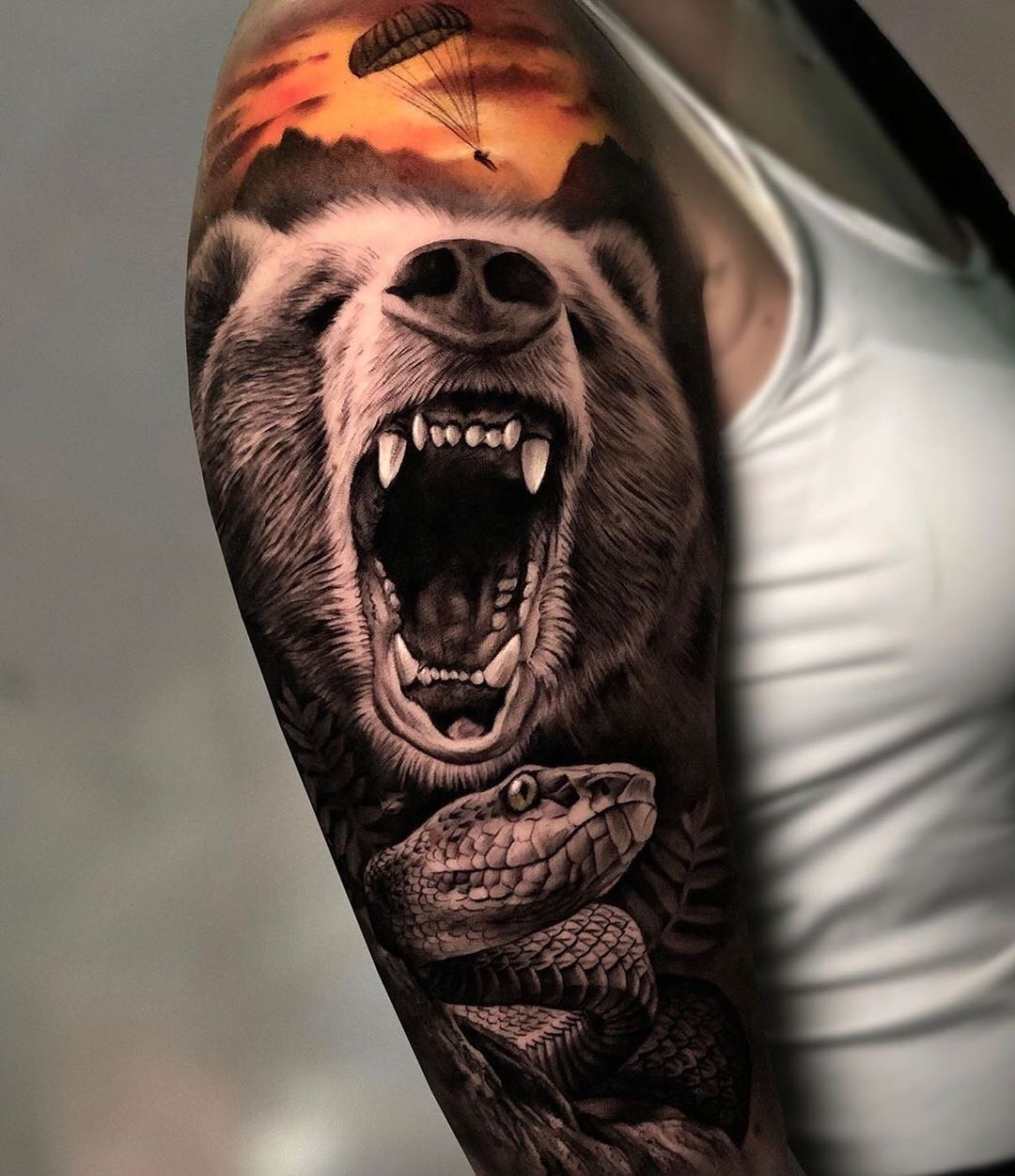 bear-tattoo-meaning