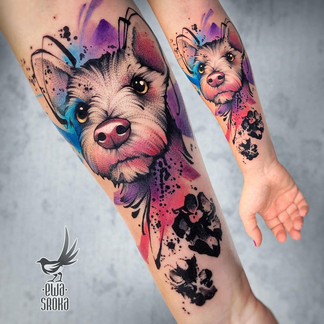 dog-tattoo-meaning
