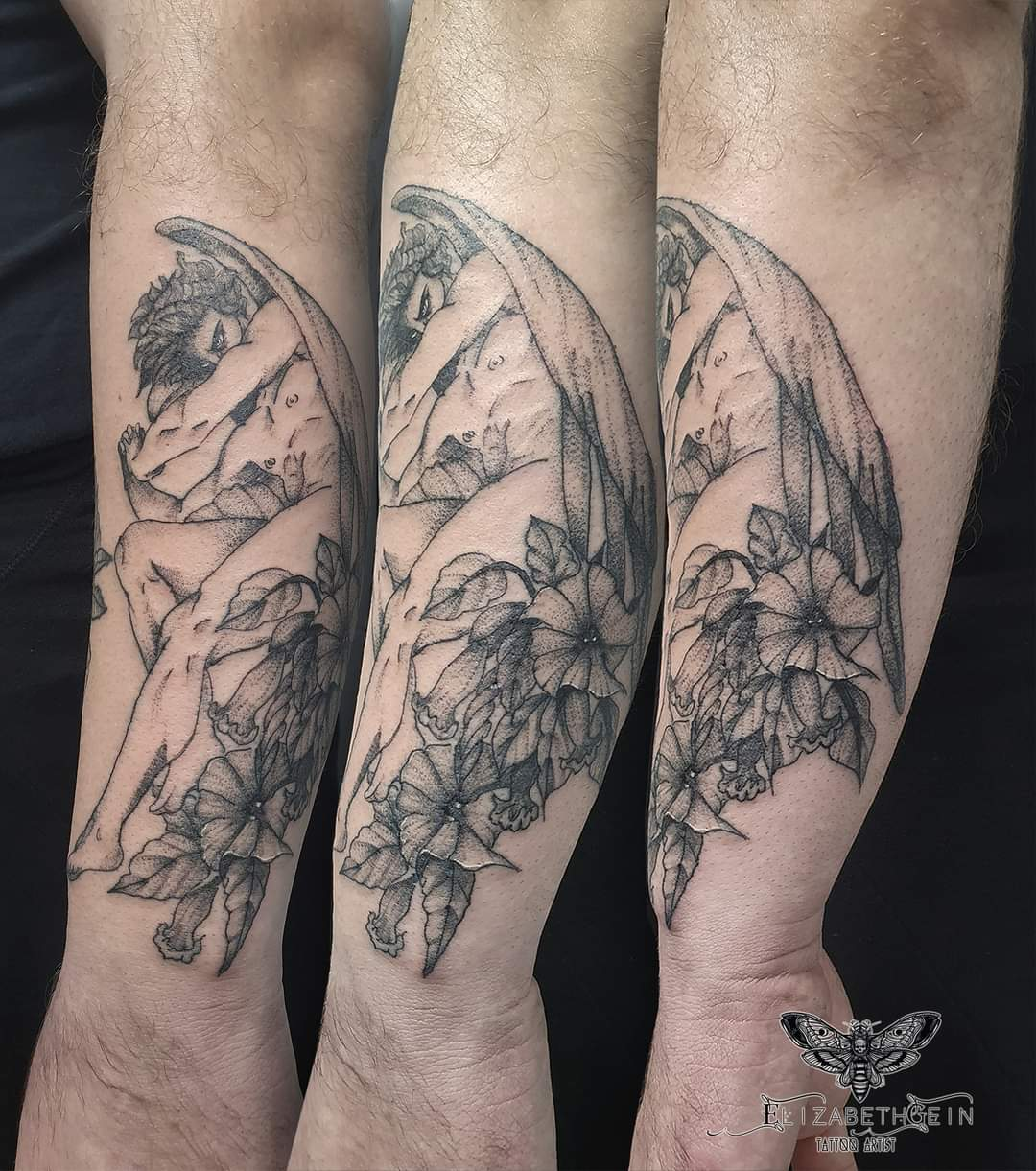 angel-tattoo-blackwork-elizabeth-gein