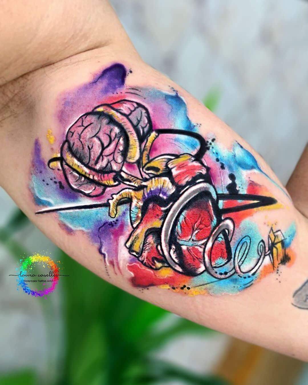laura-caselles-watercolor-tattoo-brain-box