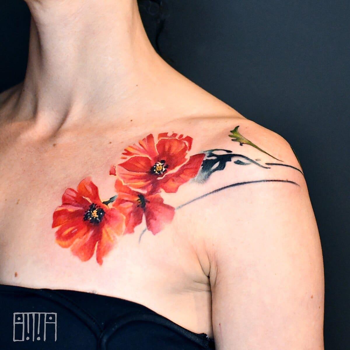 emma-larkin-tattoo-artist-poppies