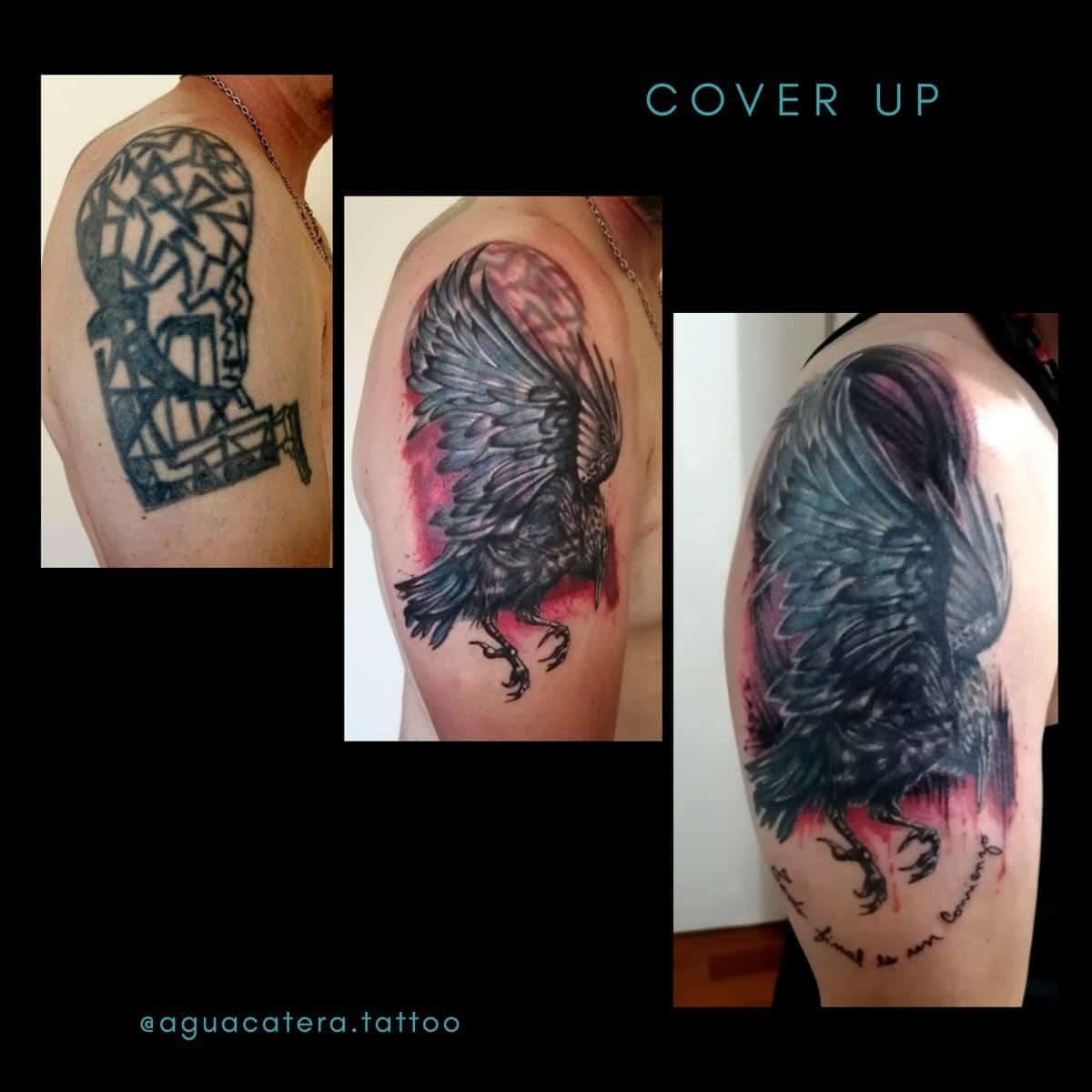 juliana-fuenzalida-tattoo-artist-cover-up-eagle
