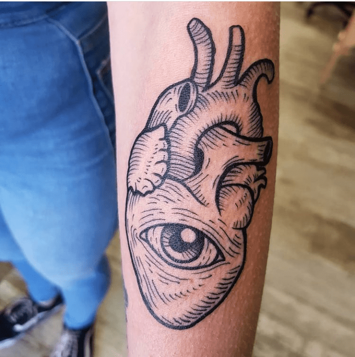 embla holm interview south africa tattoo heart eye