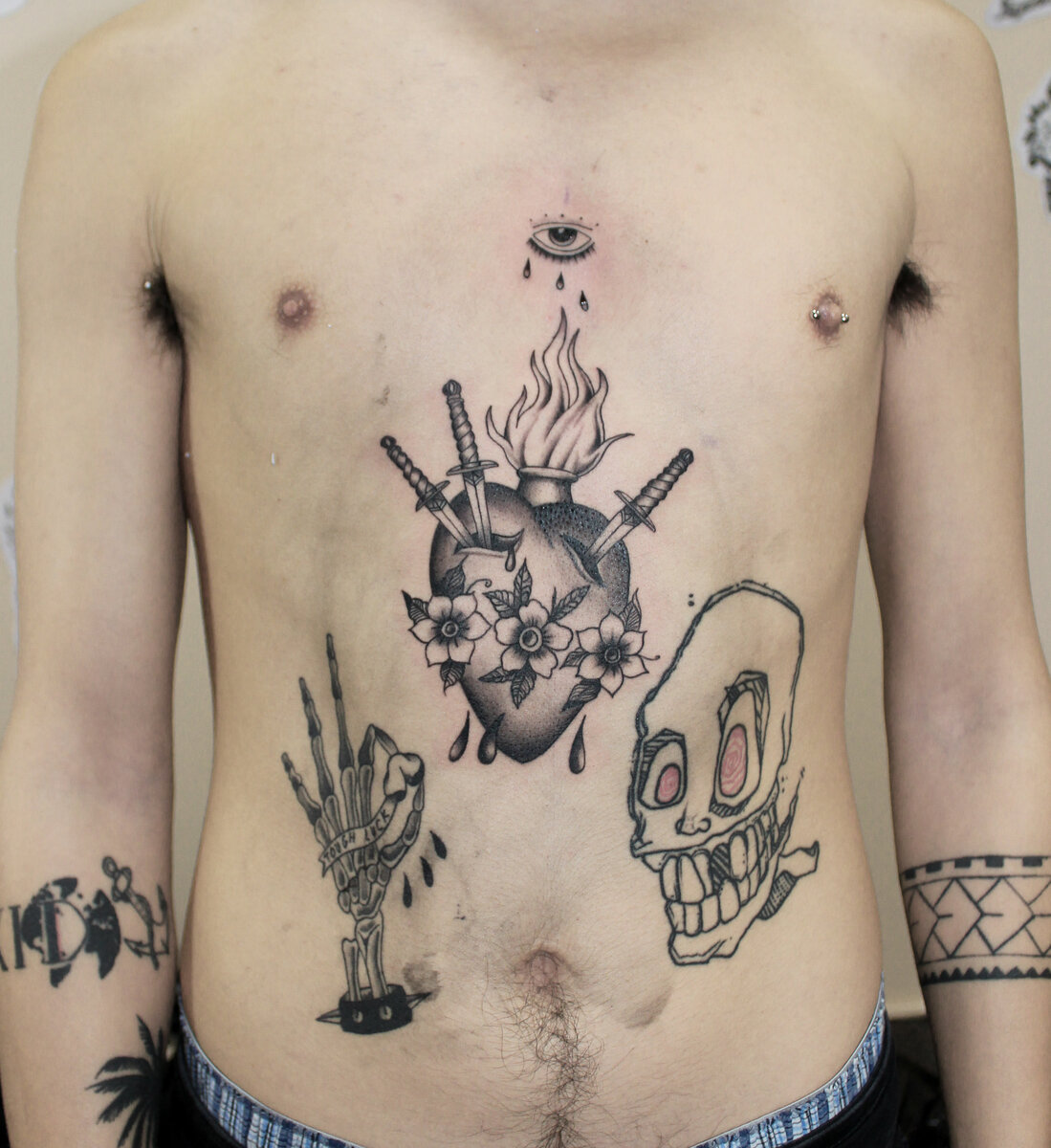patricia-ortega-lilith-tattoo-artist-chest-tattoo