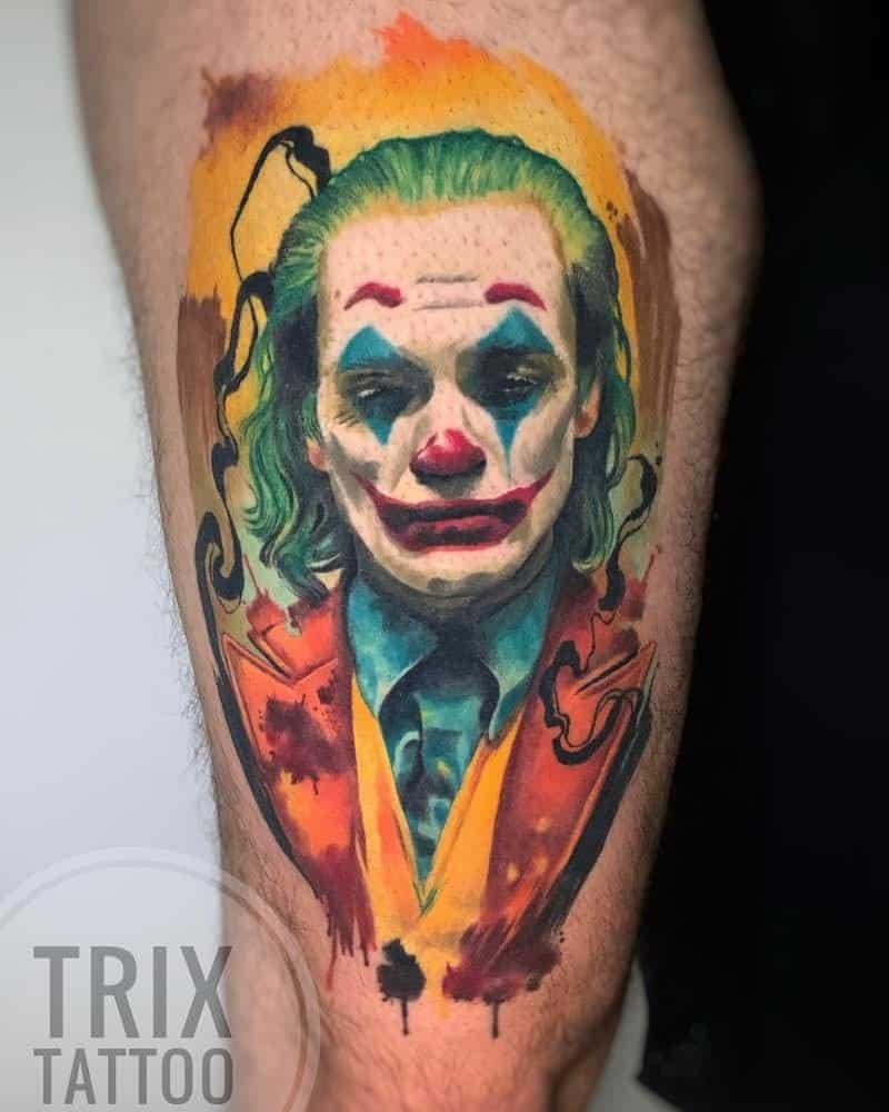 trix tattoo artist joker