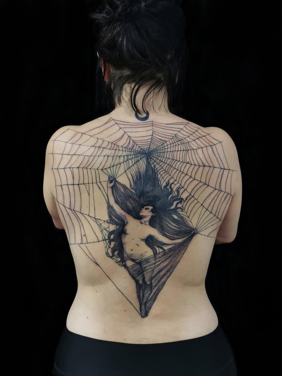 carla-basualto-tattoo-artist-web-spider-human