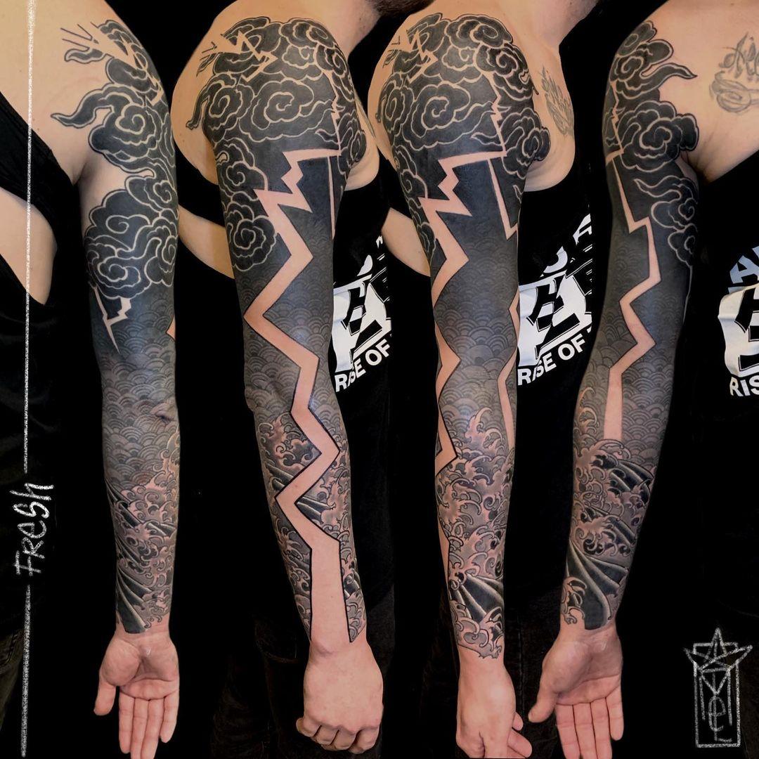 japanese-tattoo-wave-sleeve