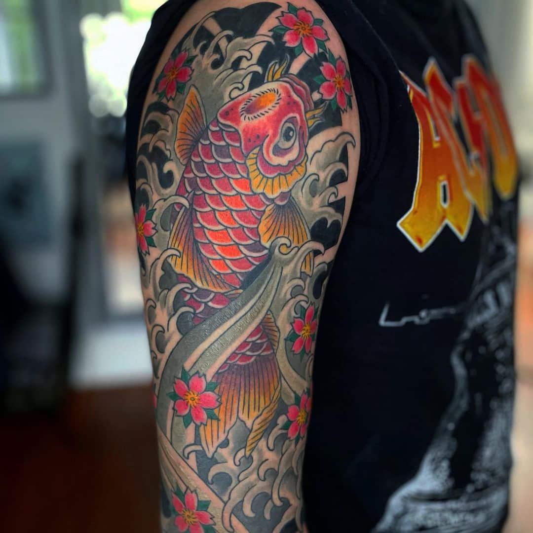 koi-fish-tattoo-japan