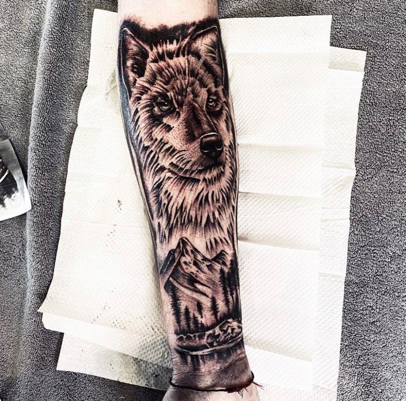 kaylene-padayachy-johannesburg-tattoo-artist-wolf