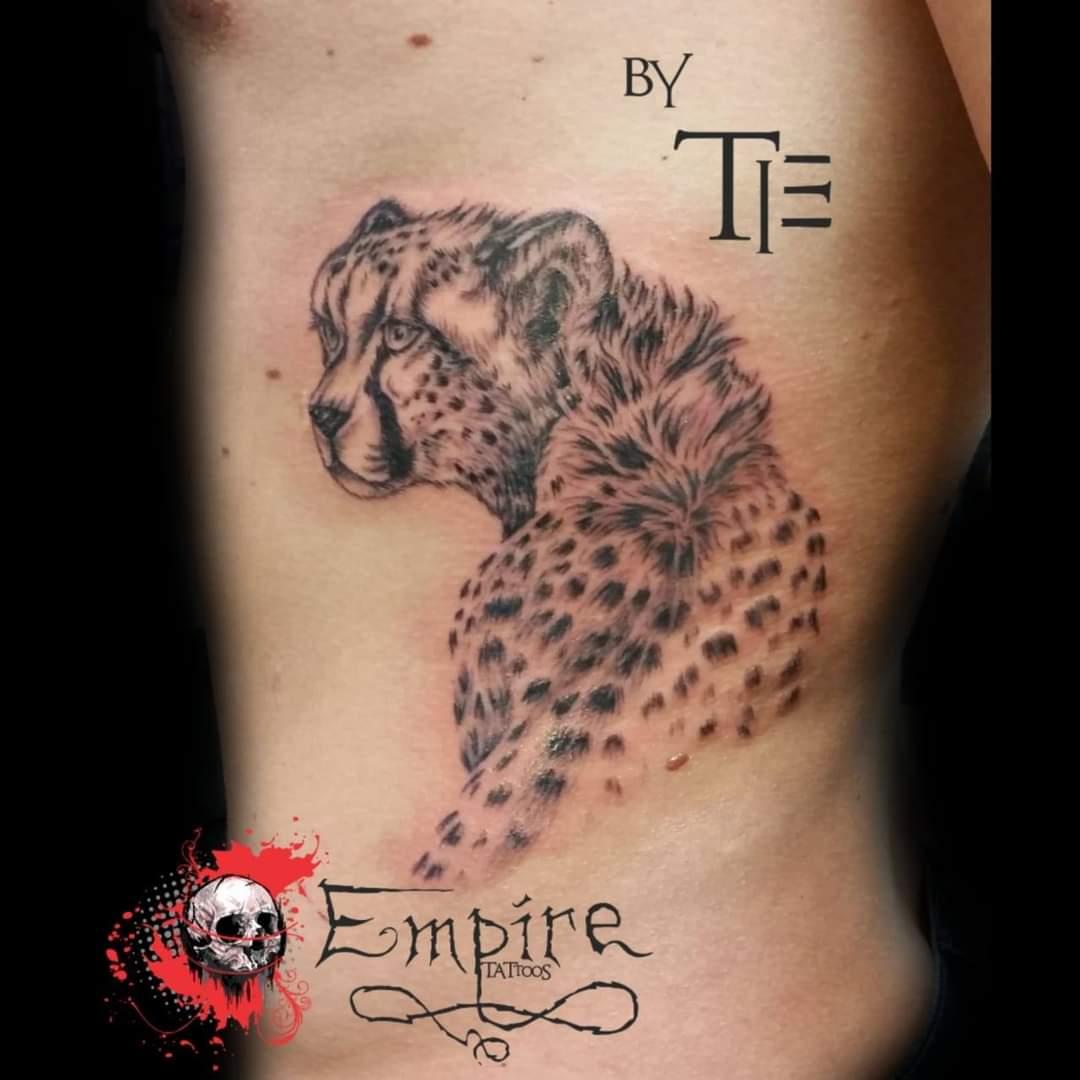 tie harris johannesburg tattoo artist leopard