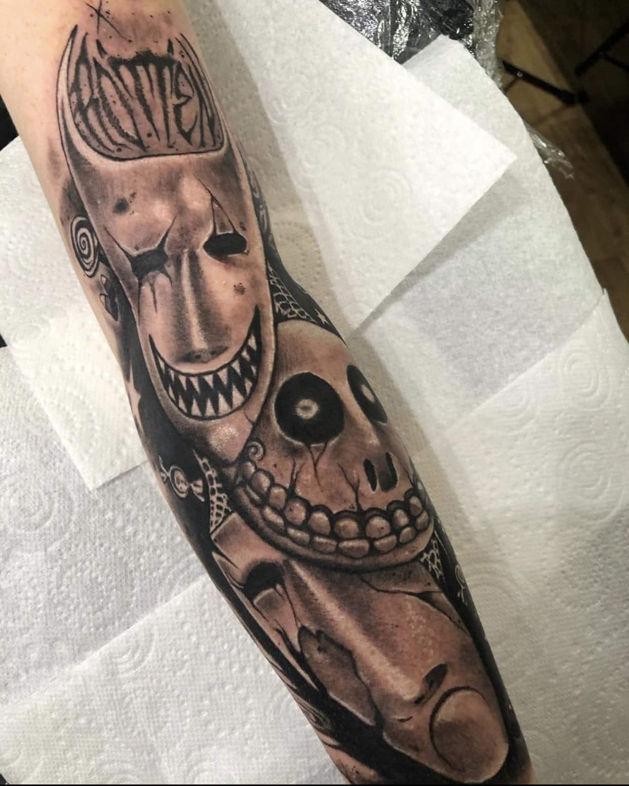 lowri-elizabeth-rogers-cardiff-tattoo-artist-3-masks