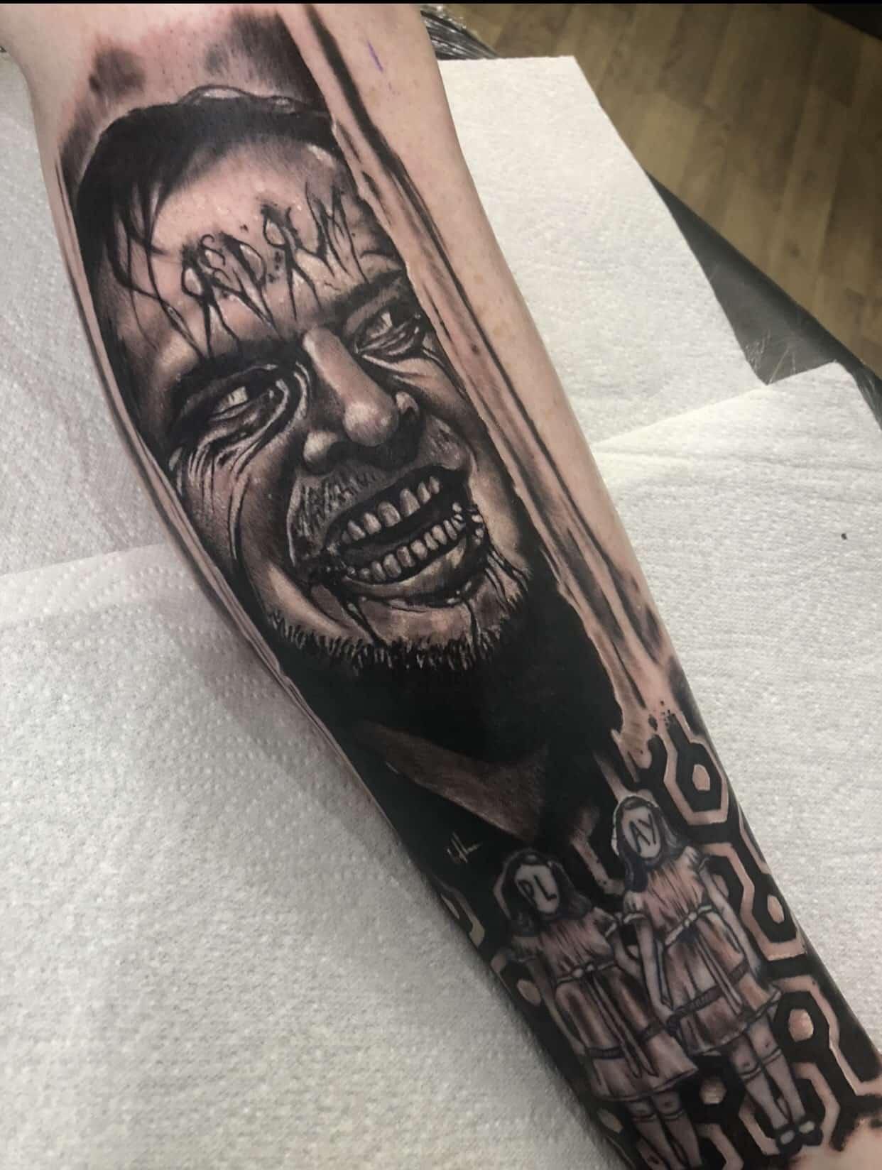 lowri-elizabeth-rogers-cardiff-tattoo-artist-jack-nicholson